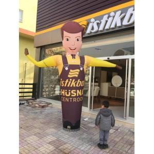 Mobilya Mağazaları Reklam Balonu