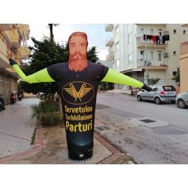 Erkek Kuaförü Özel Reklam Balonu
