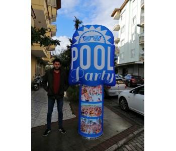 Aquapark & Otel Reklam Balonları
