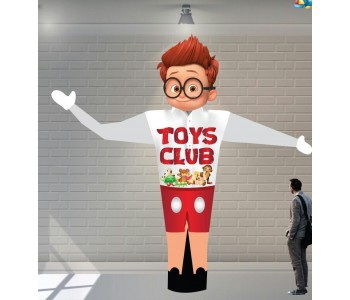 Çocuk Giyim Reklam Balonu