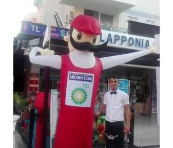 Bp Petrol Reklam Balonu
